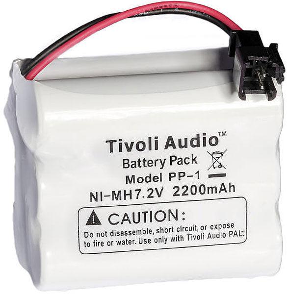 Tivoli Pal+ Batterie Vue principale
