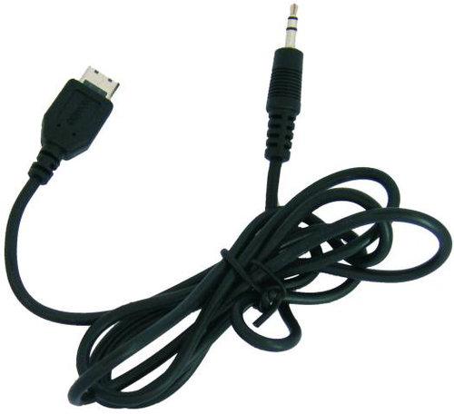 Câble auxiliaire pour Cowon S9 Vue principale