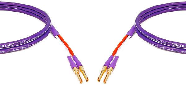 JPS Labs Super Conductor Q Bananes Vue principale