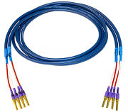 JPS Labs Ultra Conductor 2 Bicablage Bananes (2x1,2 m)