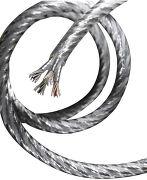 QED Genesis Silver Spiral Bi-Wire (2x1 m)