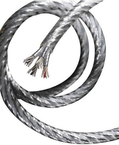 QED Genesis Silver Spiral Bi-Wire Vue principale