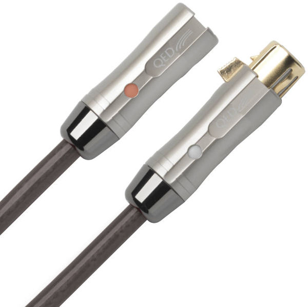 QED Reference XLR Vue principale