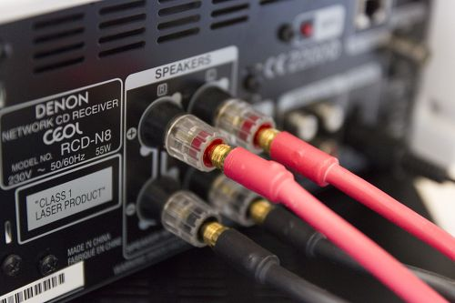 Câbles d'enceintes Viard Audio Silver HD12