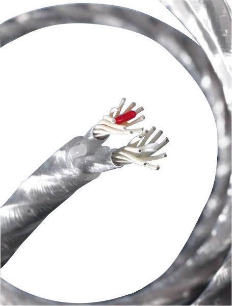 QED Genesis Silver Spiral Vue principale