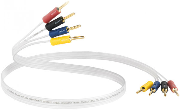 QED Performance Original Bi-Wire Vue principale