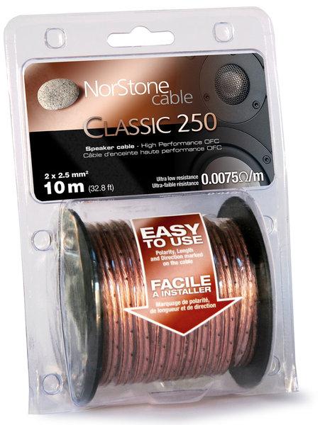 NorStone CL250 (bobine) Vue principale