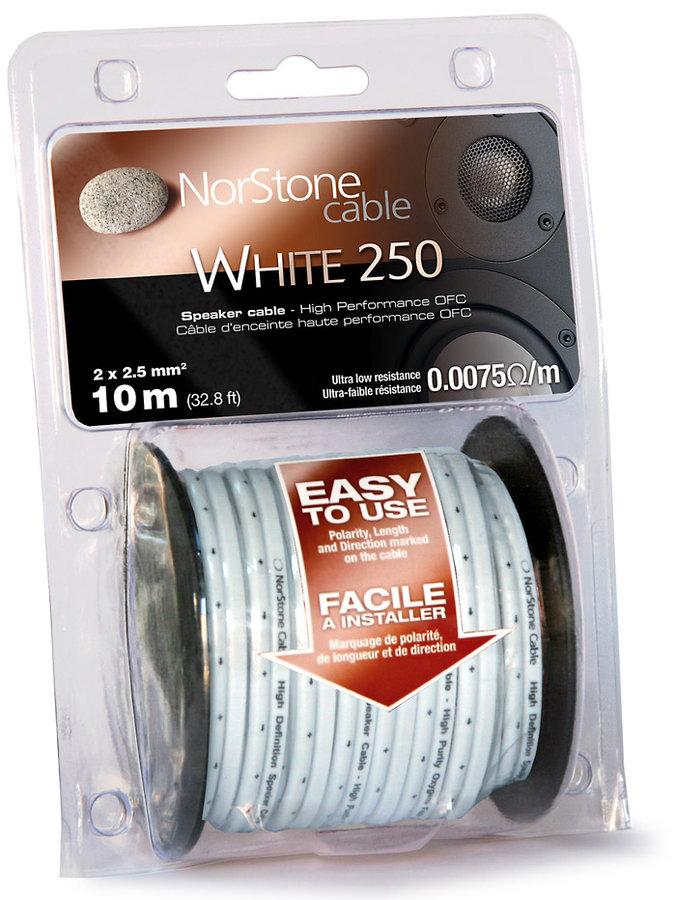 NorStone Bobine W250 White (10 m)
