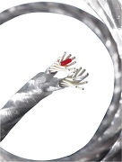 QED Genesis Silver Spiral (5 m)