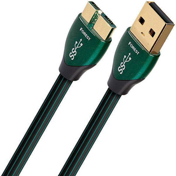 Audioquest Forest micro USB 3.0 Vue principale