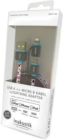 Image 4in1 Lightning et Micro USB