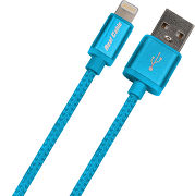 Real Cable iPlug Light Bleu (1 m)