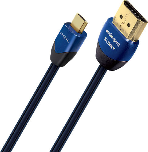 Câble MHL-HDMI Audioquest Slinky