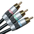 Câble composantes YUV/RVB Kramer RVM 3 RCA