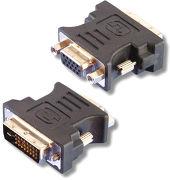 SVD Pro DVI-I mâle / HD15 femelle