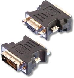 SVD Pro DVI-I m�le / HD15 femelle
