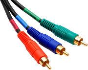Câbles vidéo composite SVD Pro Composite/RCA