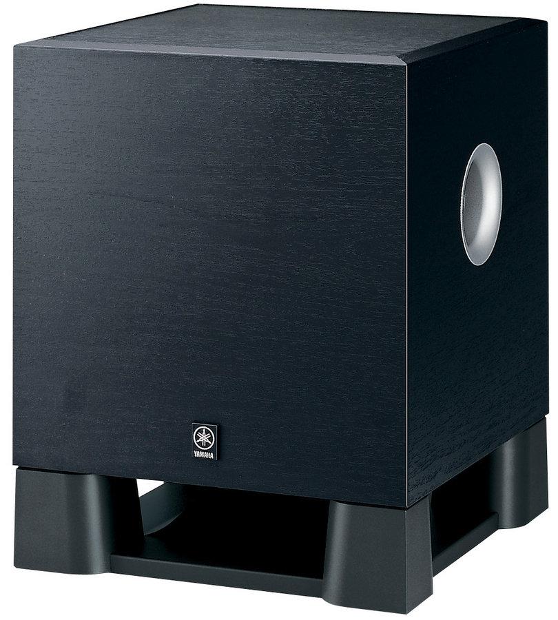 yamaha yst sw030 caissons de basses son vid. Black Bedroom Furniture Sets. Home Design Ideas