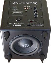 Audioengine S8 Vue arrière