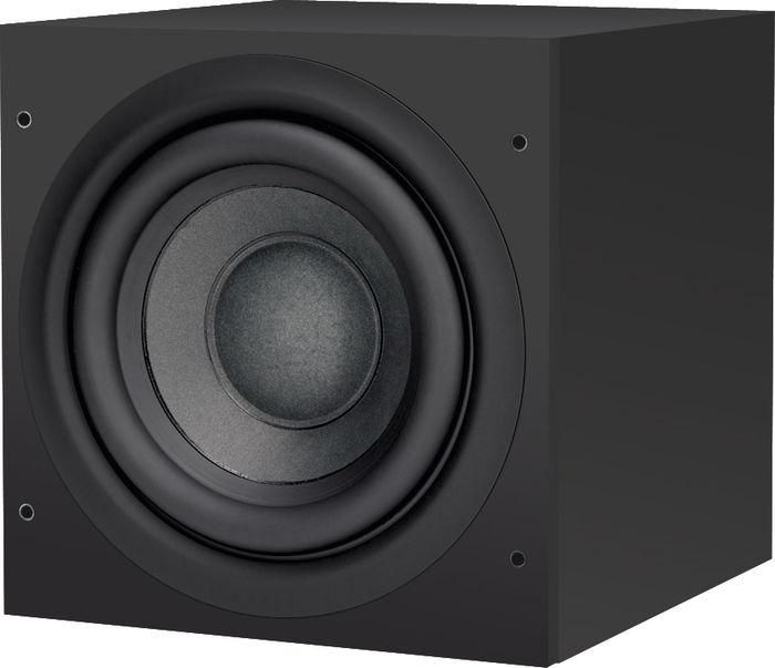b w asw608 caissons de basses son vid. Black Bedroom Furniture Sets. Home Design Ideas