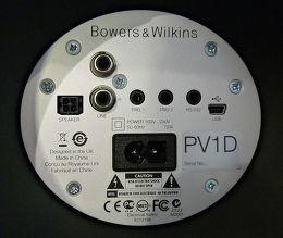 B&W PV1D