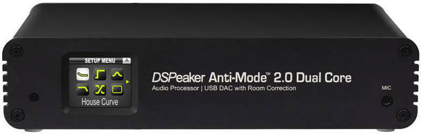 DSpeaker Anti-Mode 2.0 Dual Core Vue principale