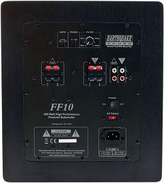 Earthquake FF-10 Vue arrière