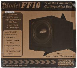 Earthquake FF-10 Vue Packaging
