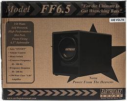 Earthquake FF-6.5 Vue Packaging