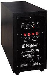 Highland Audio Dord 265 Vue arrière