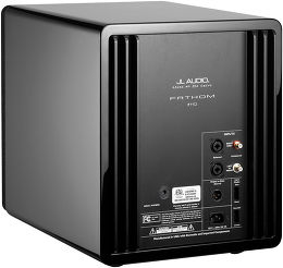 JL Audio Fathom F110 Vue 3/4 droite
