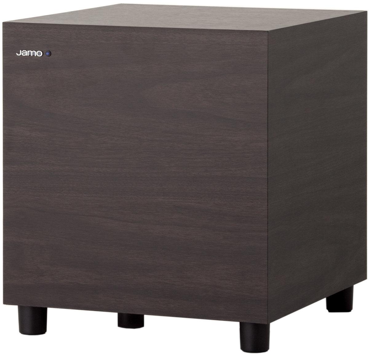 jamo sub 210 caissons de basses son vid. Black Bedroom Furniture Sets. Home Design Ideas