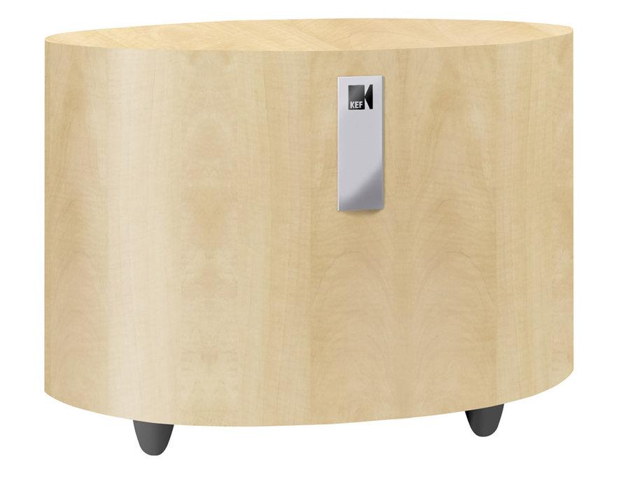 kef psw 2500 caissons de basses son vid. Black Bedroom Furniture Sets. Home Design Ideas