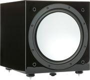 Monitor Audio Silver W12 Noir laqué