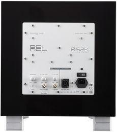 Rel R-528 Vue arrière