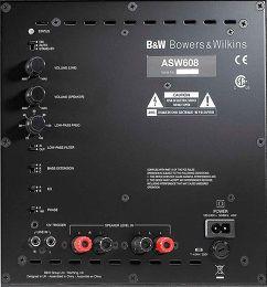 B&W ASW608