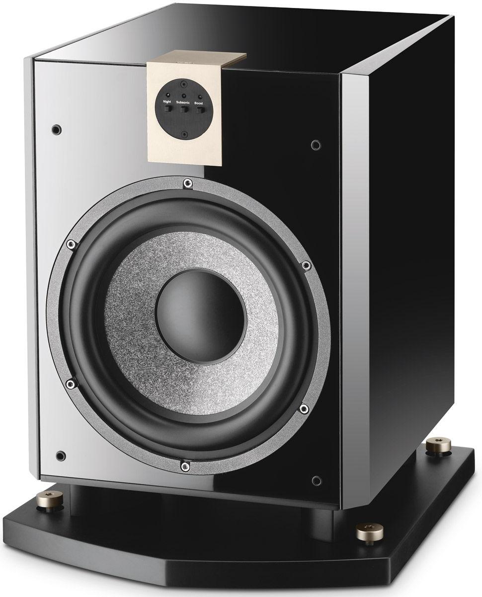 focal chorus sw 800v w caissons de basses son vid. Black Bedroom Furniture Sets. Home Design Ideas