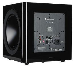 Monitor Audio Radius 390 Vue arrière