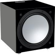 Monitor Audio Silver W-12 Noir laqué