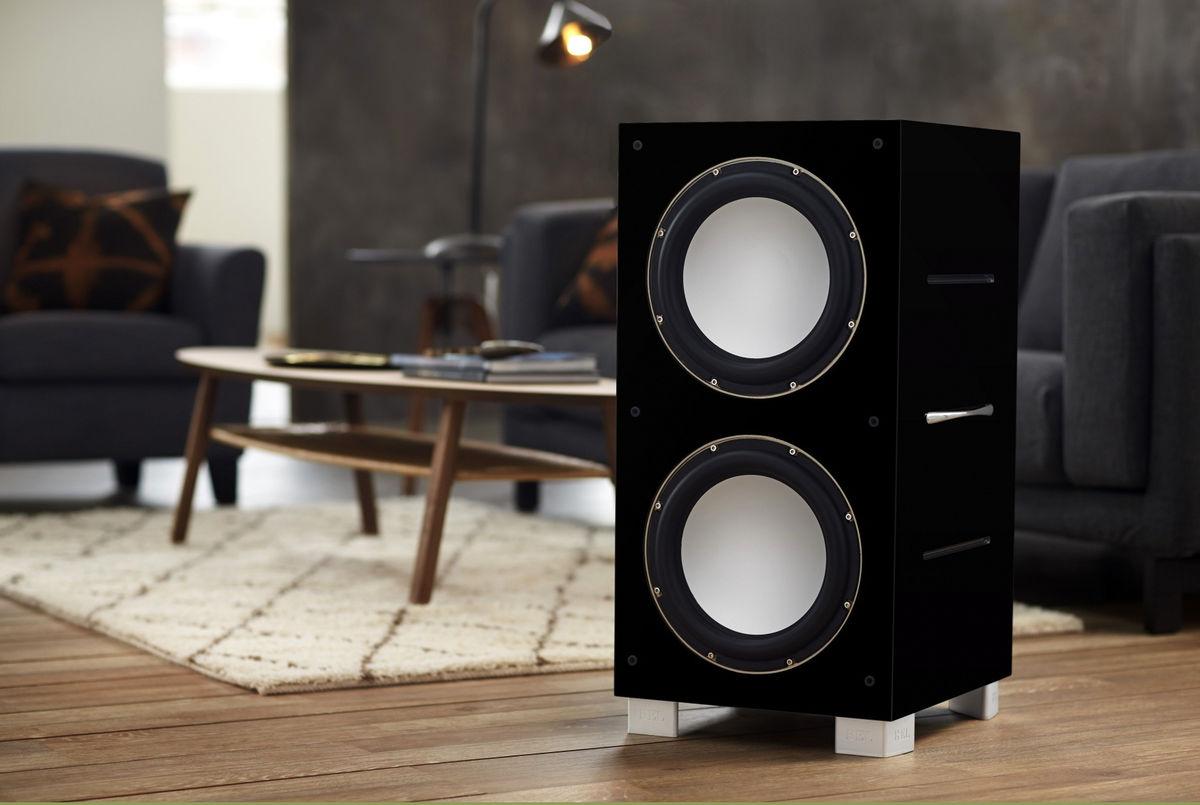 rel 212 se caissons de basses son vid. Black Bedroom Furniture Sets. Home Design Ideas