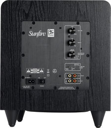 Sunfire SDS-8 Vue arrière