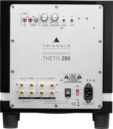 Triangle Thetis 280 Vue arrière