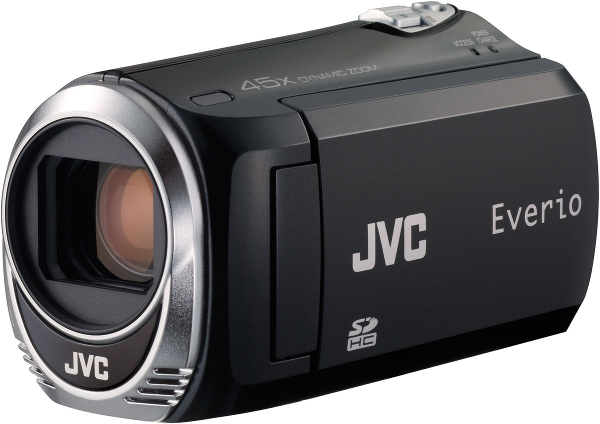 Rayons Video Camescopes JVC Everio GZMS