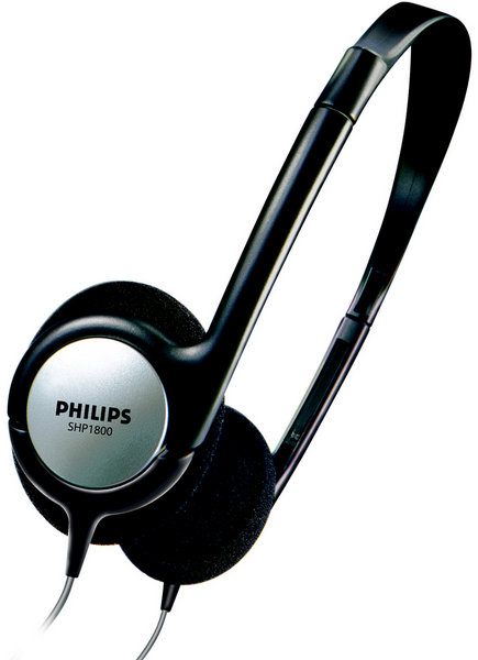 Philips SHP-1800 Vue principale