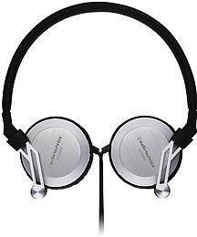 Audio Technica ATH-ES88 Vue arrière