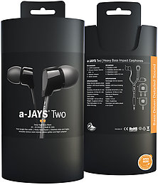 JAYS a-JAYS Two Vue Packaging