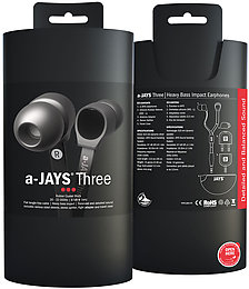 JAYS a-JAYS Three Vue Packaging