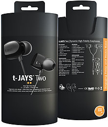 JAYS t-JAYS Two Vue Packaging
