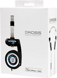 Koss Porta Pro KTC Vue Packaging