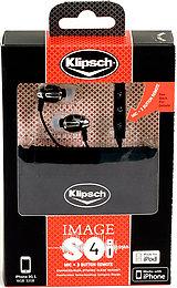 Klipsch Image S4i Vue Packaging